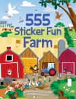 555 Sticker Fun Farm