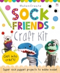 Sock Friends Craft Kit