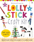 Lolly Stick Craft Kit