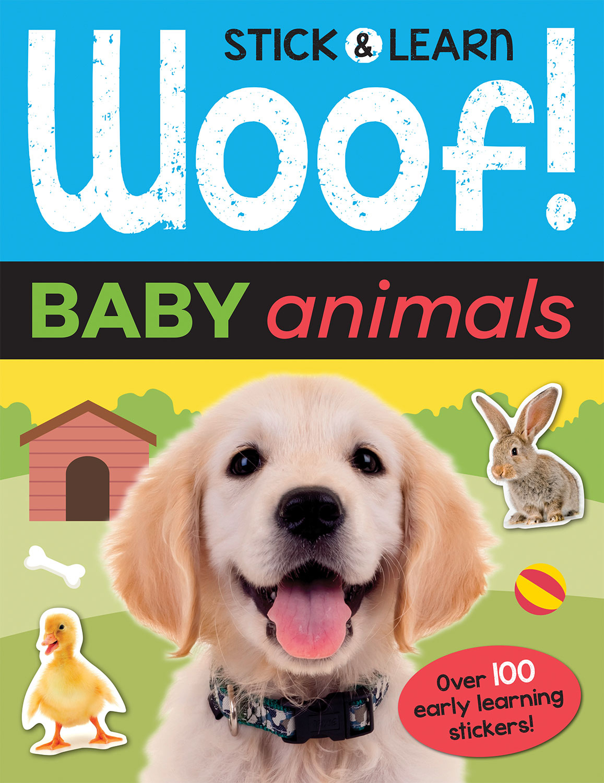 WOOF! BABY ANIMALS