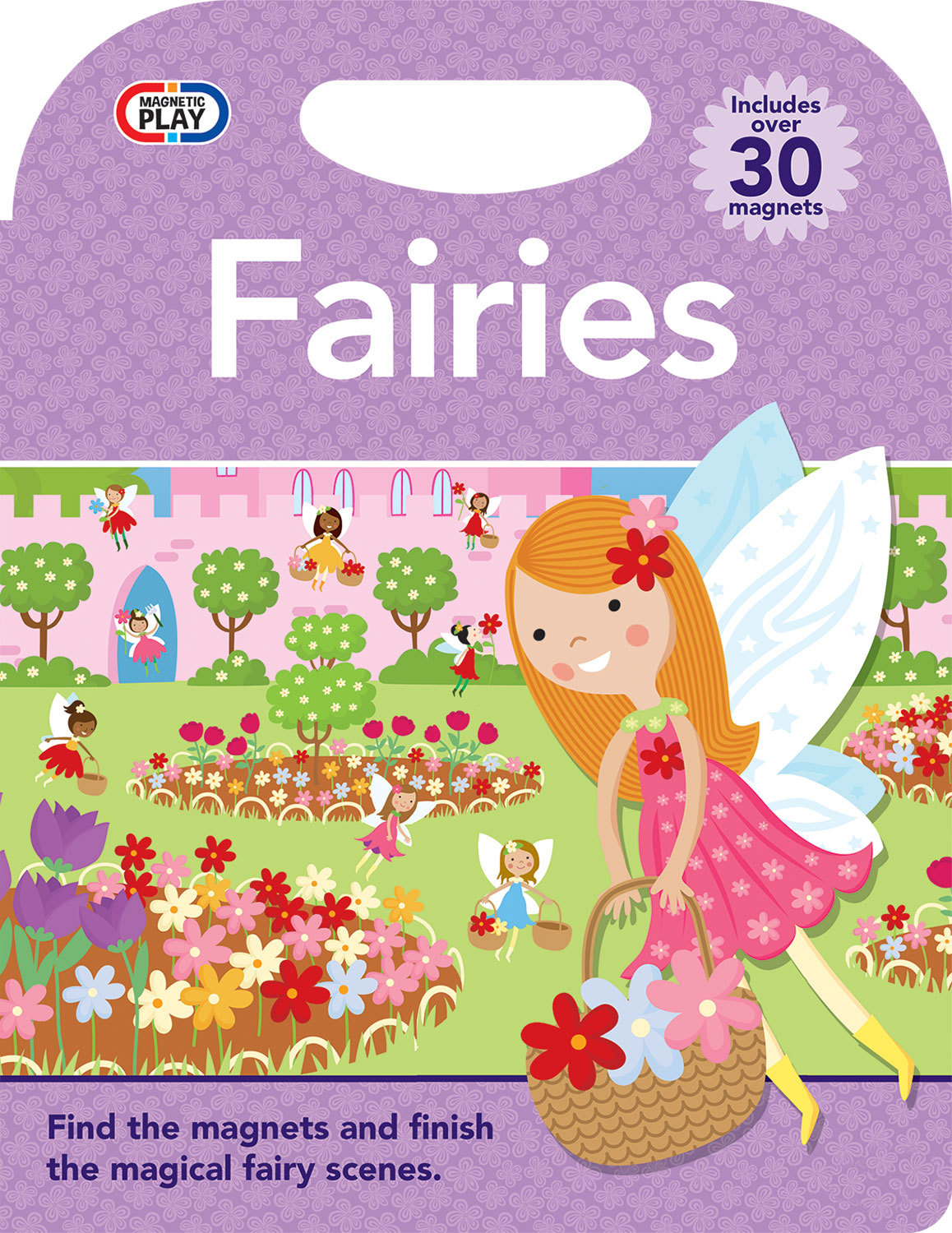 Magnetic Play Fairies