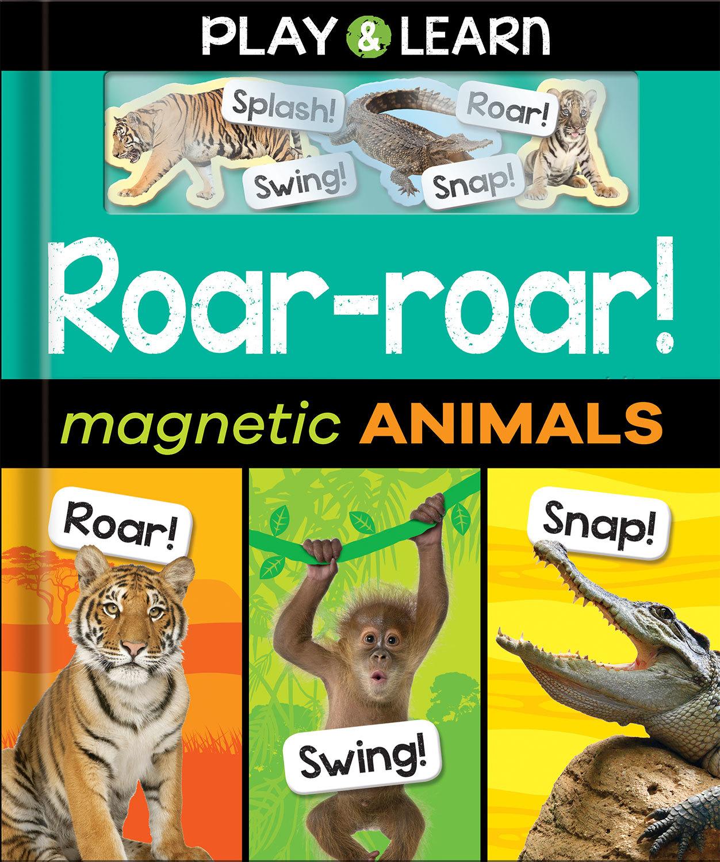 ROAR-ROAR! MAGNETIC ANIMALS