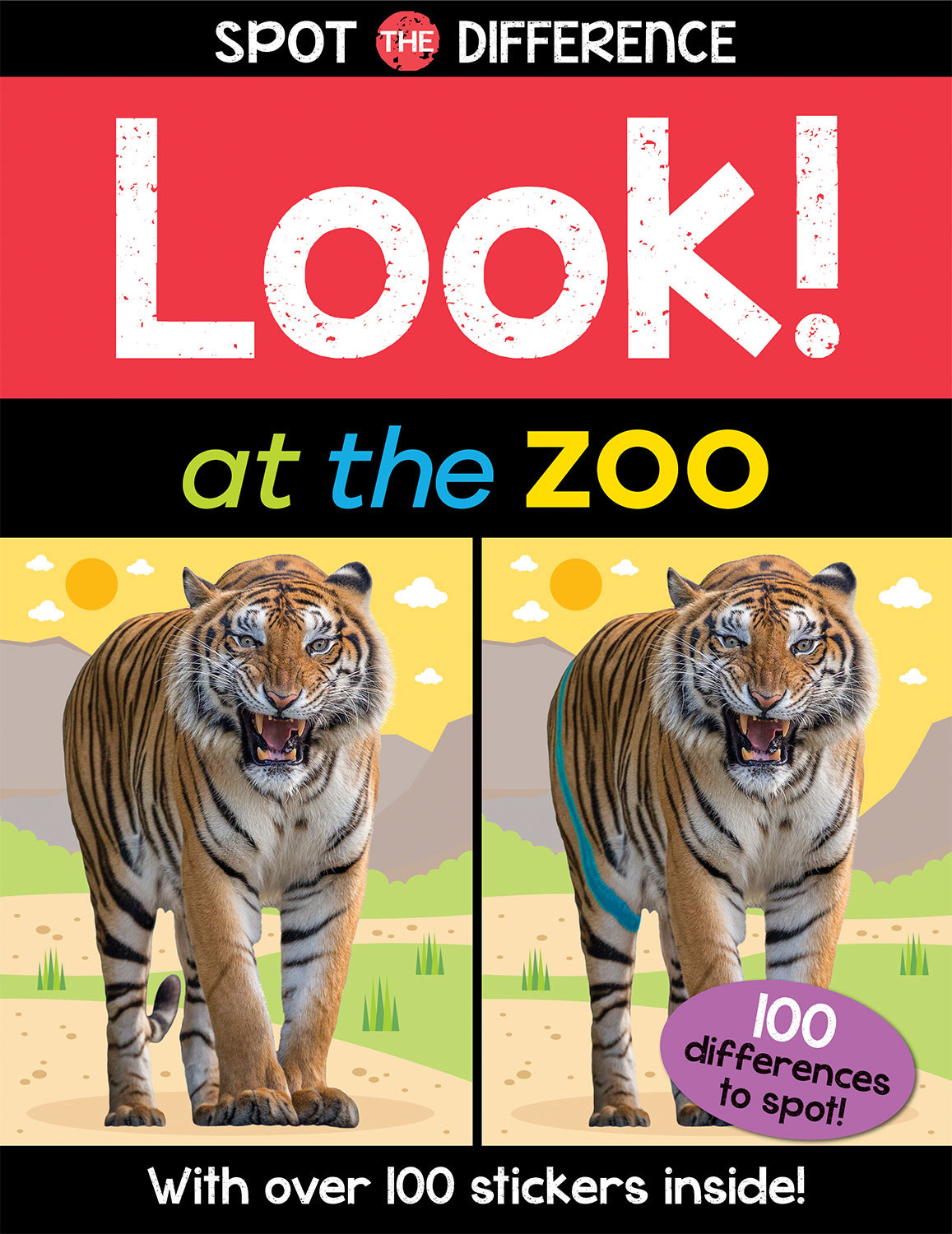 LOOK! AT THE ZOO