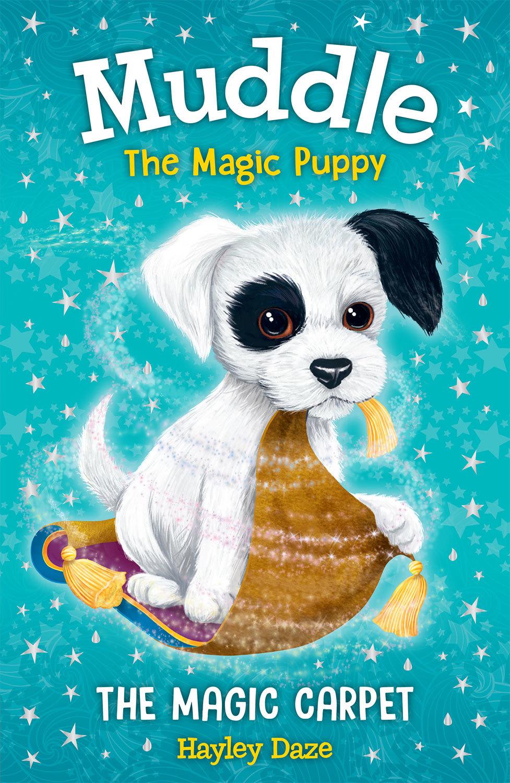 MUDDLE THE MAGIC PUPPY BOOK 1: THE MAGIC CARPET