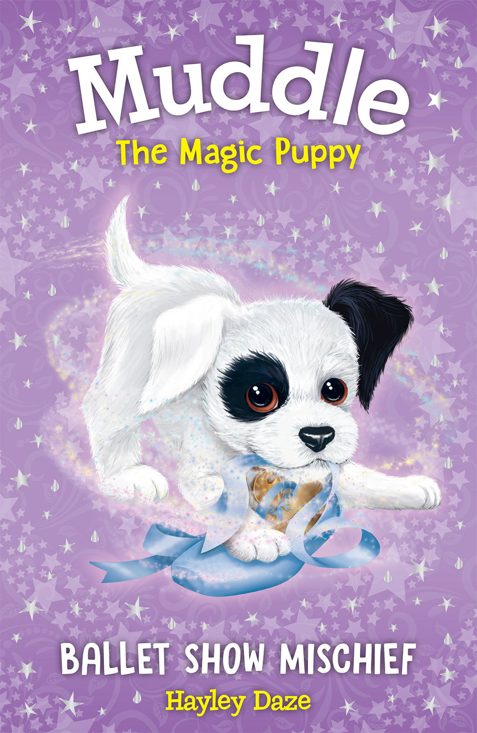 Muddle the Magic Puppy Book 3: Ballet Show Mischief