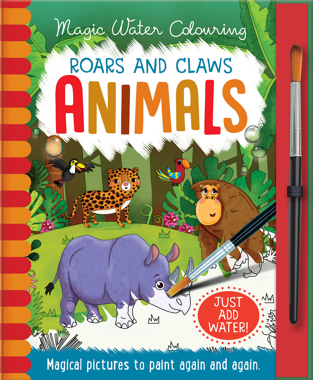 ROARS AND CLAWS - ANIMALS