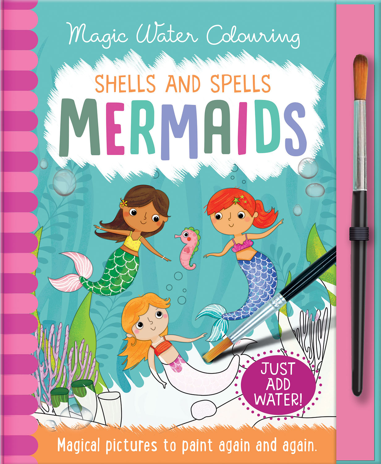 Shells and Spells - Mermaids