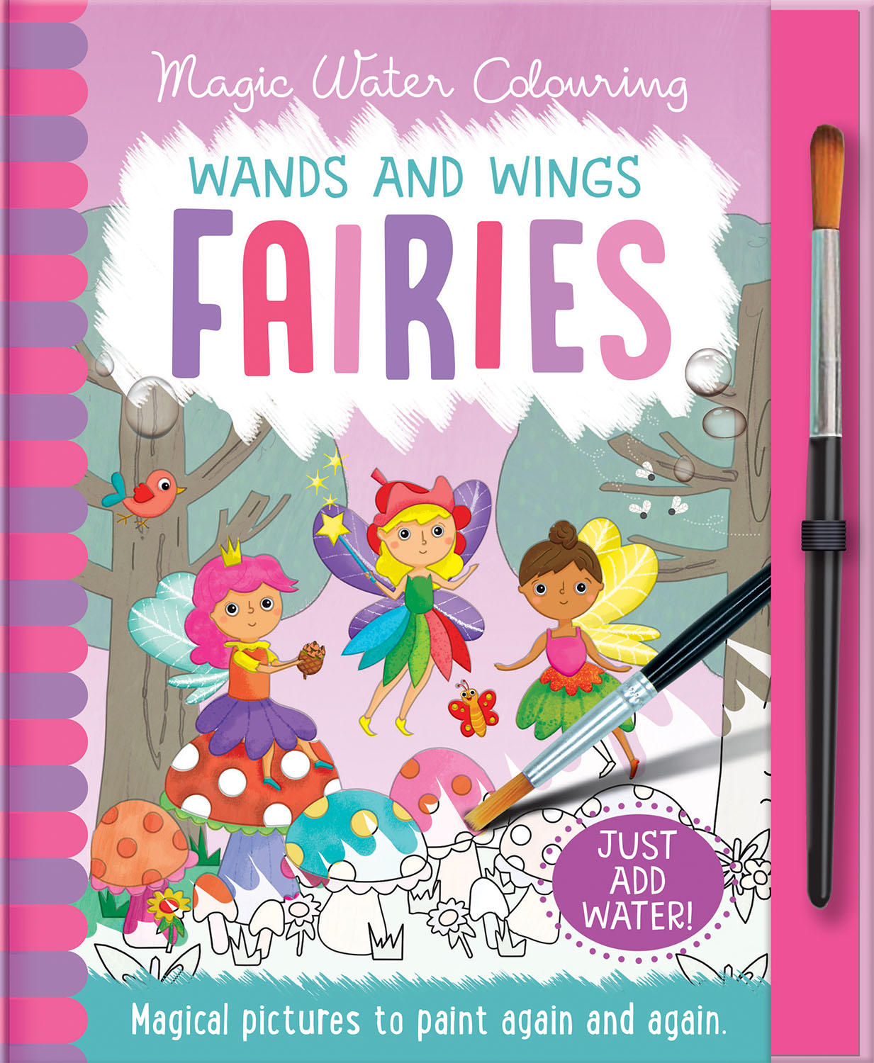 Wands and Wings - Fairies