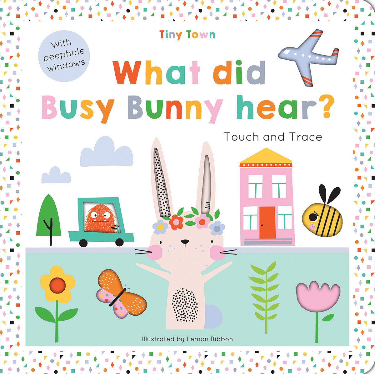 WHAT DID BUSY BUNNY HEAR?