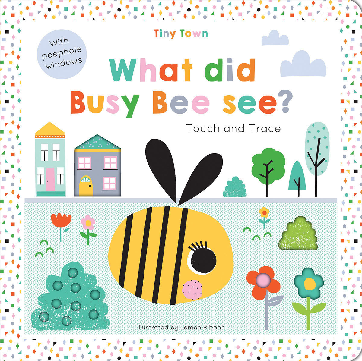 WHAT DID BUSY BEE SEE?