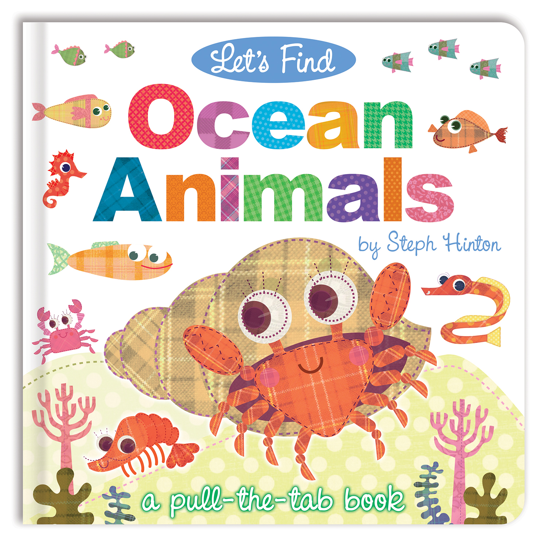LET'S FIND OCEAN ANIMALS