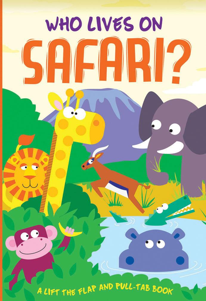 WHO LIVES ON SAFARI?