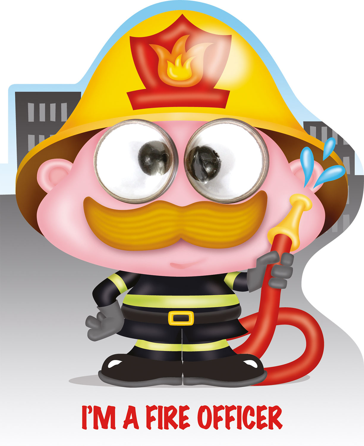 I'M A FIRE OFFICER