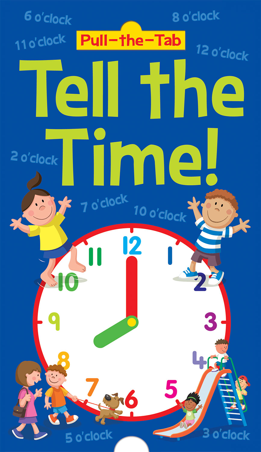 TELL THE TIME!