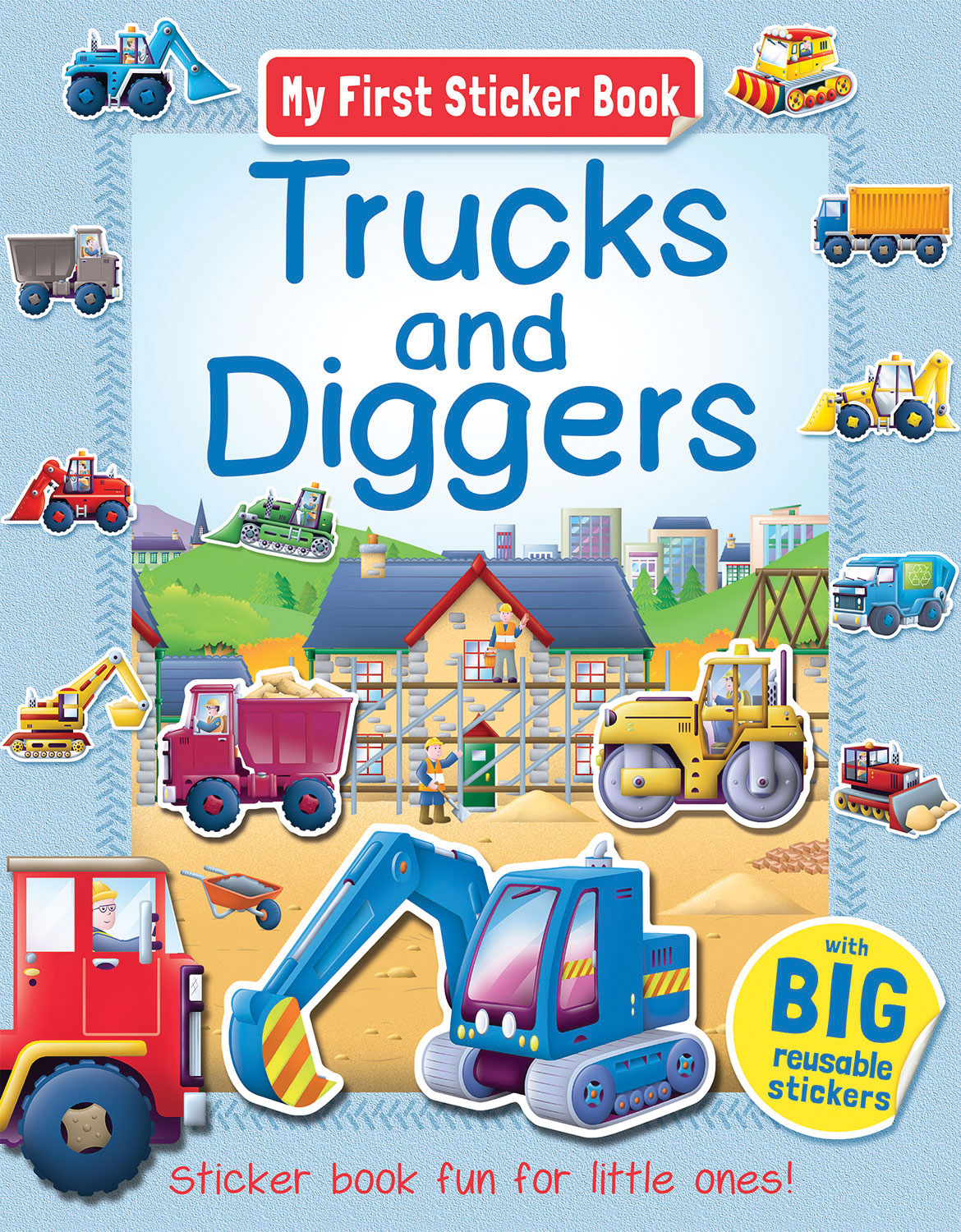 TRUCKS AND DIGGERS