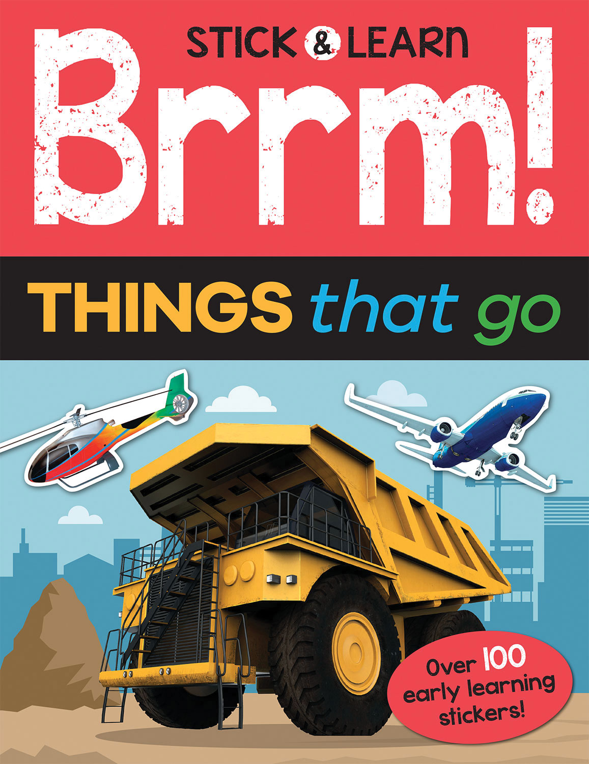 BRRM! THINGS THAT GO