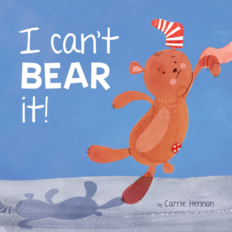 I CAN'T BEAR IT!