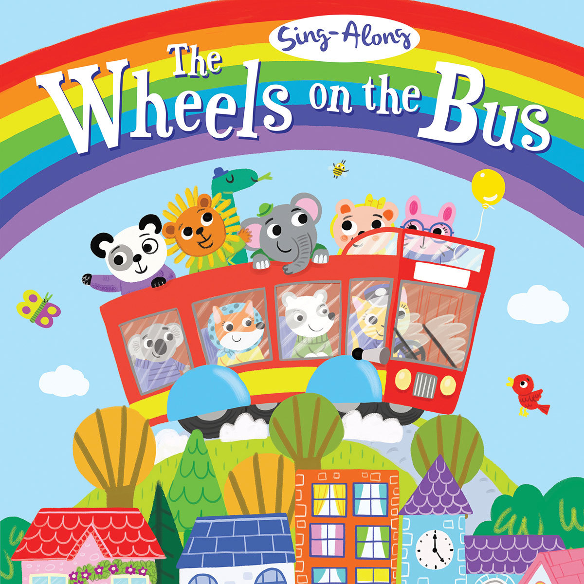 SING-ALONG THE WHEELS ON THE BUS
