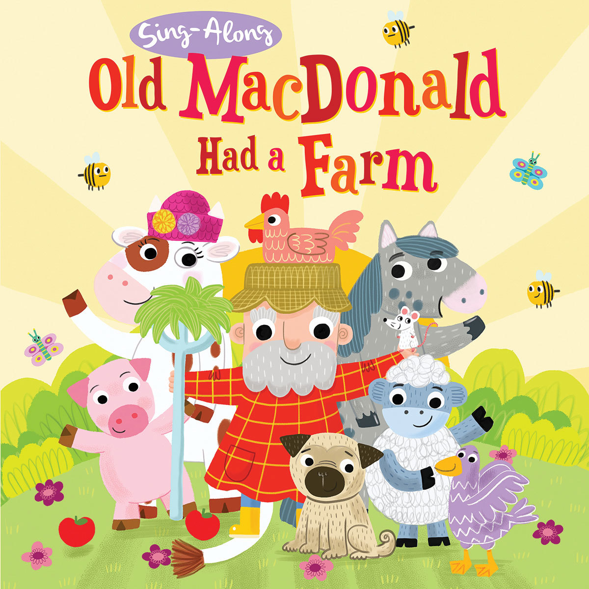 SING-ALONG OLD MACDONALD HAD A FARM