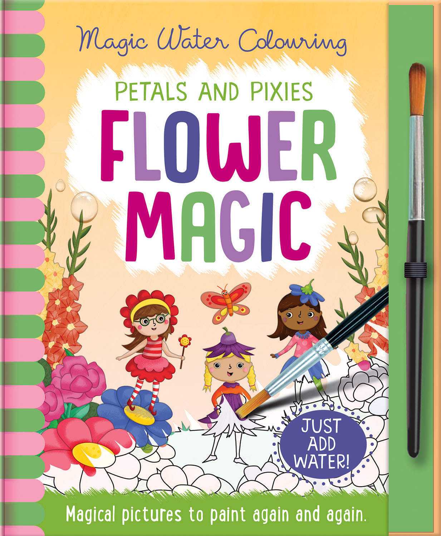 PETALS AND PIXIES - FLOWER MAGIC