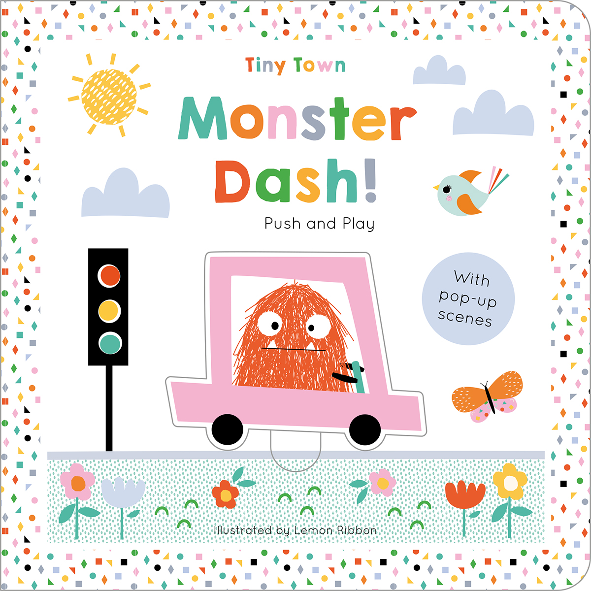 MONSTER DASH!