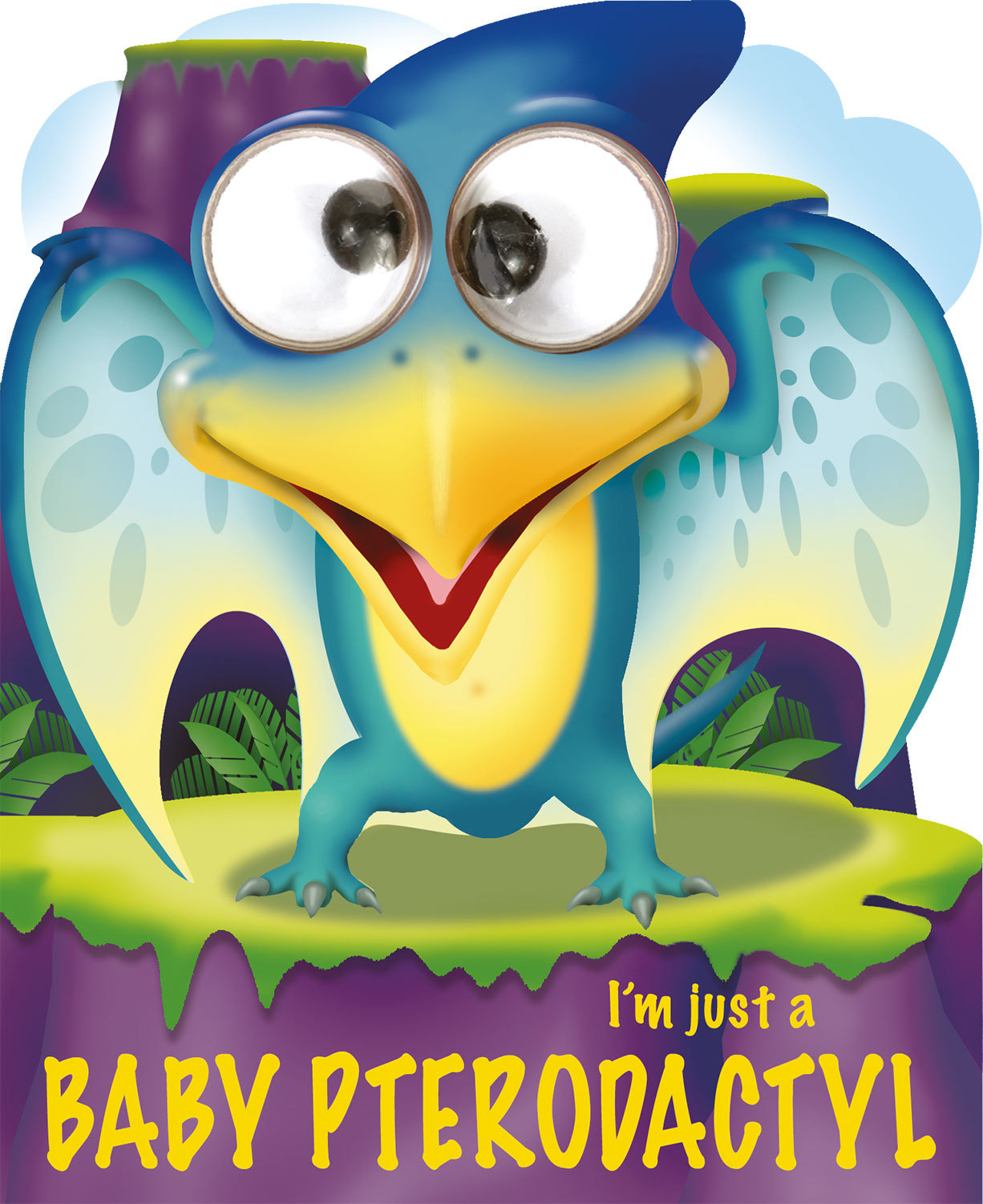 I'M JUST A BABY PTERODACTYL