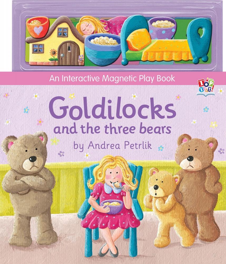 Uncategorized Goldilocks And The Three Bears Story With Pictures goldilocks and the three bears top that publishing bears