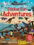 Sticker Fun Adventures