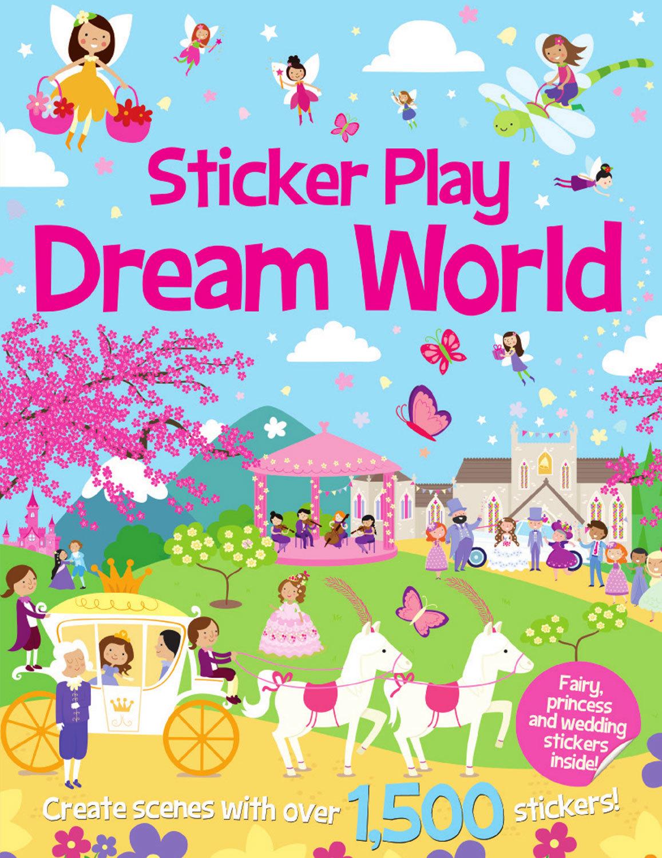 STICKER PLAY DREAM WORLD