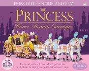 Princess Horse-Drawn Carriage